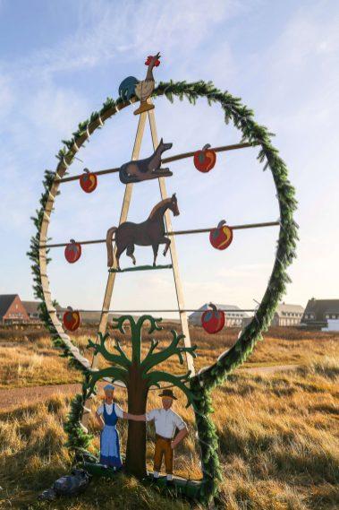 Weihnachten auf Sylt, Hörnum, Nordsee, Foto Anita Arneitz, www.anitaaufreisen.at