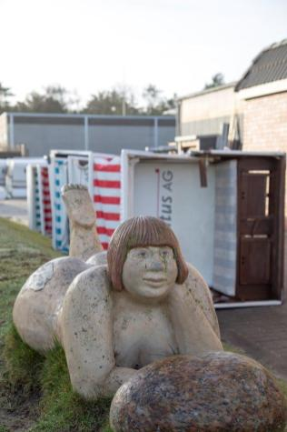 Strandkorbbauer Rantum, Winter auf Sylt, die besten Tipps vom Reiseblog www.anitaaufreisen.at, Foto Anita Arneitz