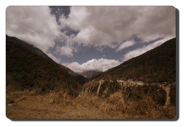 Road to Tawang
