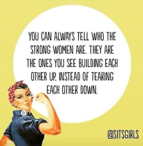 image from @sitsgirls, THE resource for women bloggers