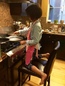 A Mother's Love-Hate Relationship…With Cooking