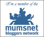 Mumsnet Bloggers Network logo