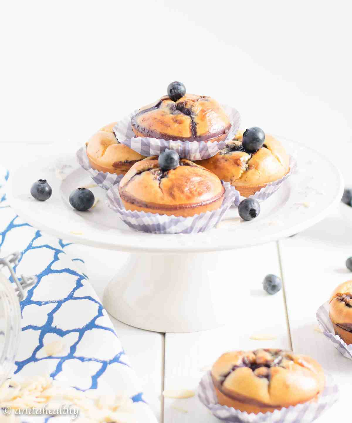 blueberry muffins new3