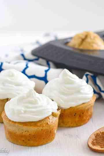 Muffins Proteicos de Cenoura   Anita Healthy