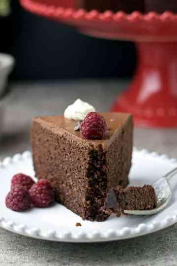 Best Gluten-Free Chocolate Cake