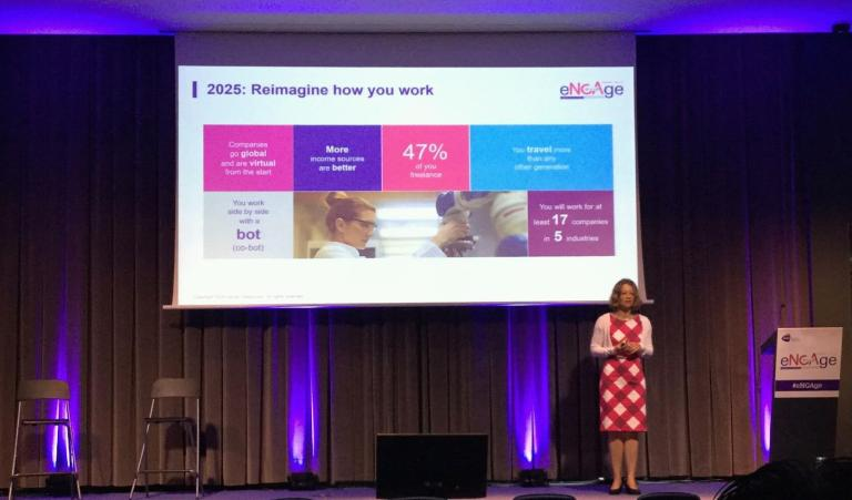 eNGAge 2019: On the Future of Work and HR2025