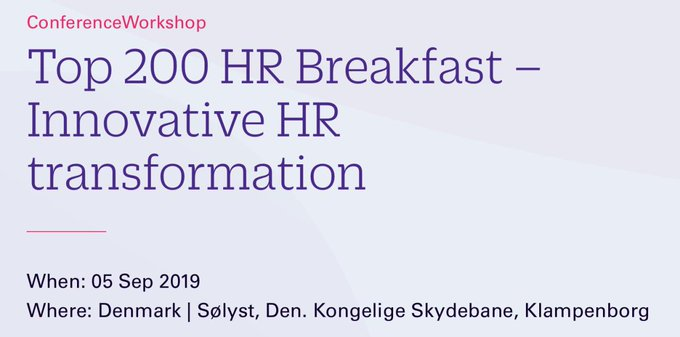 HR2025, Payroll and Blockchain in Denmark