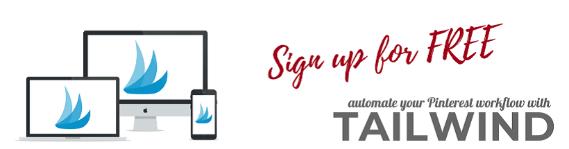 Free Month Trial of Tailwind to schedule Pinterest   AnitaM