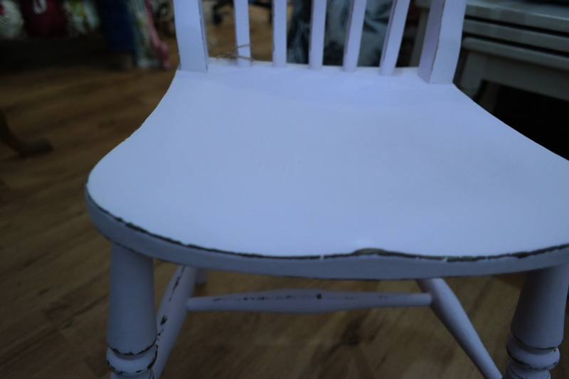 Terrific Shabby Chic Chalk Painted And Waxed Chair Anitas Soft Download Free Architecture Designs Scobabritishbridgeorg