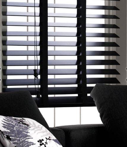 Wooden Blinds Anitas Soft Furnishings Accrington