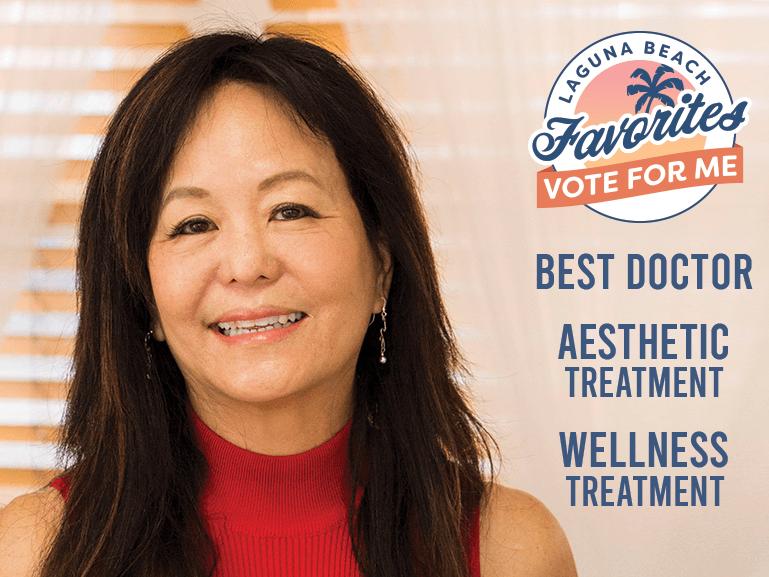 Vote Anita Wang, MD