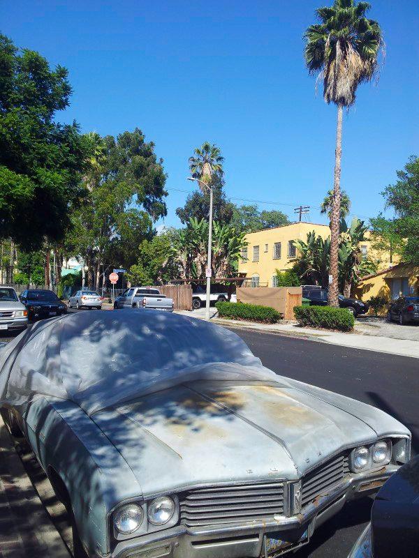 STREETS OF LA // LA UTCÁI