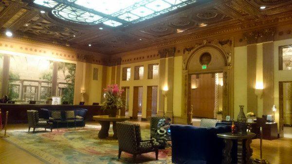 BILTMORE HOTEL - KENNEDY ELNÖK KAMPÁNYÜLÉSEINEK HELYSZÍNE // BILTMORE HOTEL - ONE OF PRESIDENT KENNEDY'S CAMPAIGN HEADQUARTERS