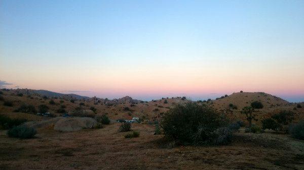 SIVATAGI NAPLEMENTE // DESERT SUNSET