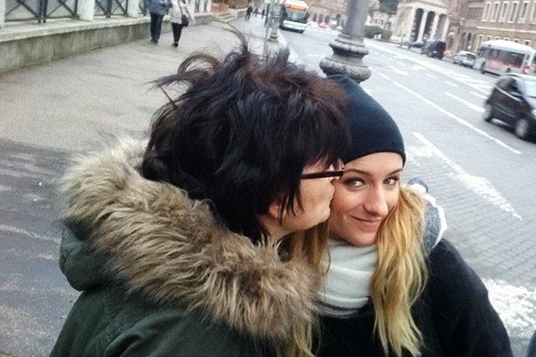 RÓMAI LÁNYOK // ROMA GIRLS