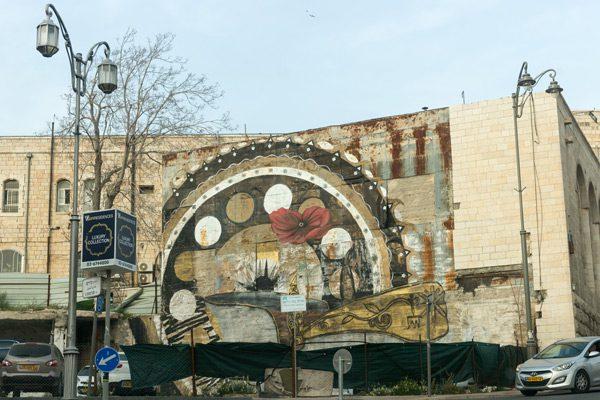 JERUZSÁLEM UTCÁI // STREETS OF JERUSALEM