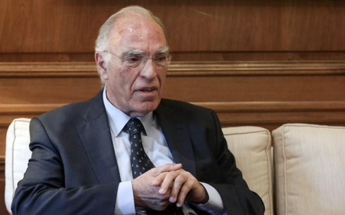 Λεβέντης: Προτείνουμε διεθνή δύναμη κυανοκράνων και ομοσπονδιακή αστυνομία στην Κύπρο