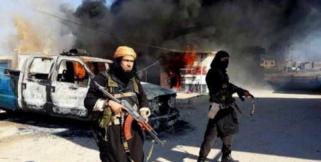 Το ISIS ανατίναξε σταθμό φυσικού αερίου που προμήθευε το ένα τρίτο της ενέργειας της Συρίας