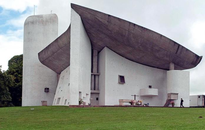 5. Notre Dame du Haut, Γαλλία (Φωτογραφία: AFP/SEBASTIEN BOZON)