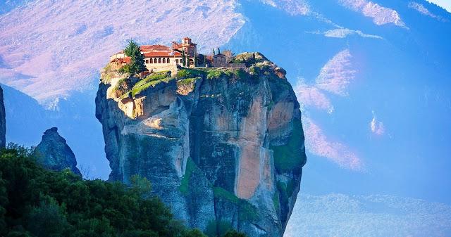 monasteries meteroa