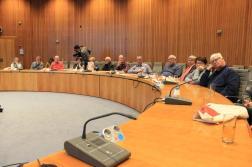 Besuchergruppe Team Butschkau, SPD, AWO, NoCase 2/5, 17.11.2017