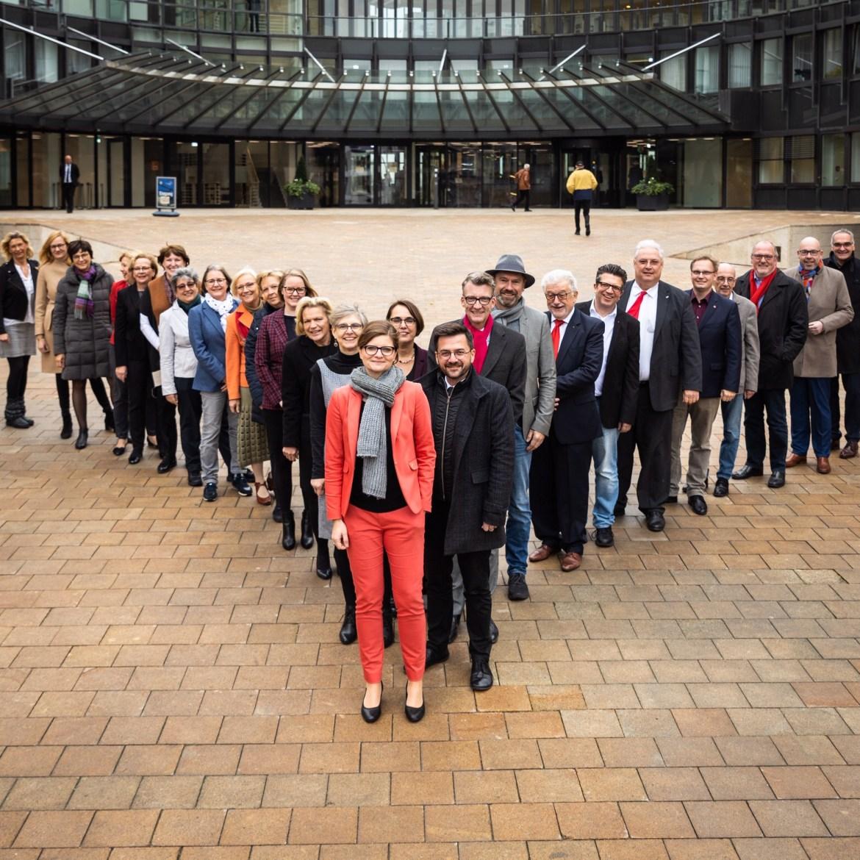 Paritätsgesetz NRW SPD Fraktion Landtag Nordrhein-Westfalen