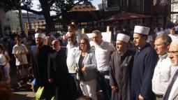Friedensmarsch Srebrenica 2/4, 07.07.2018