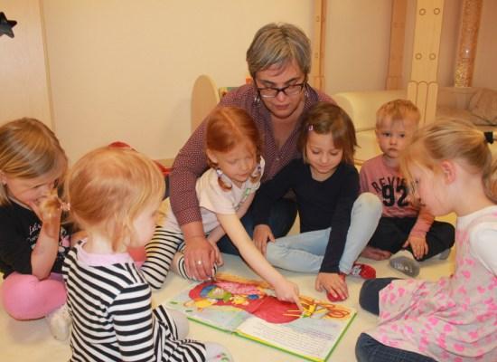 Anja Butschkau Kinder Jugend Bildung Praktikum Kita Nortkirchenstrasse AWO