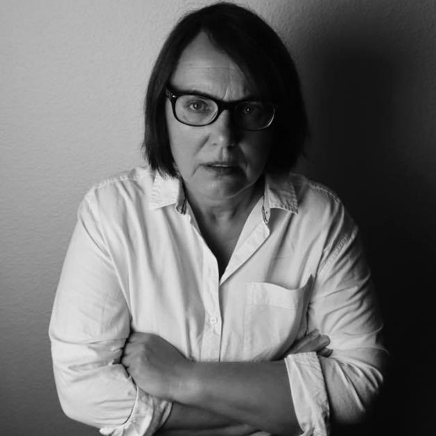 Anja Butschkau schwarz-weiß