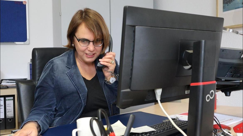 Telefonische Bürgersprechstunde Anja Butschkau Telefonsprechstunde