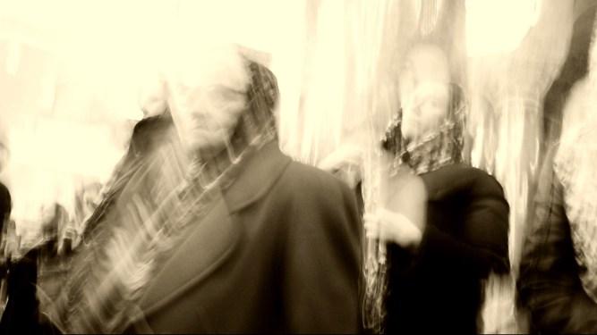 BREATH, 2013, Sepia Photograph