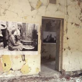 Как-жить / What is life? 2013, Installation inside abandoned hospital.