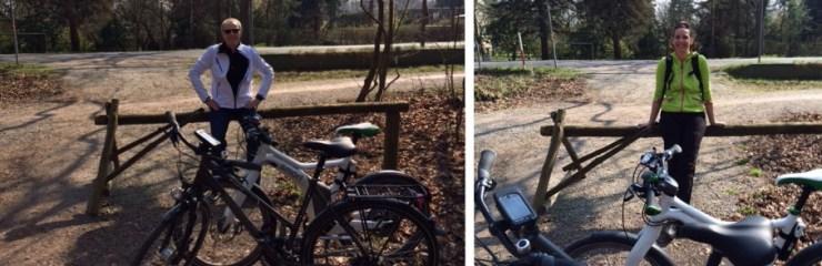 Die Dresdner Heide - ein wunderbares Radelgebiet