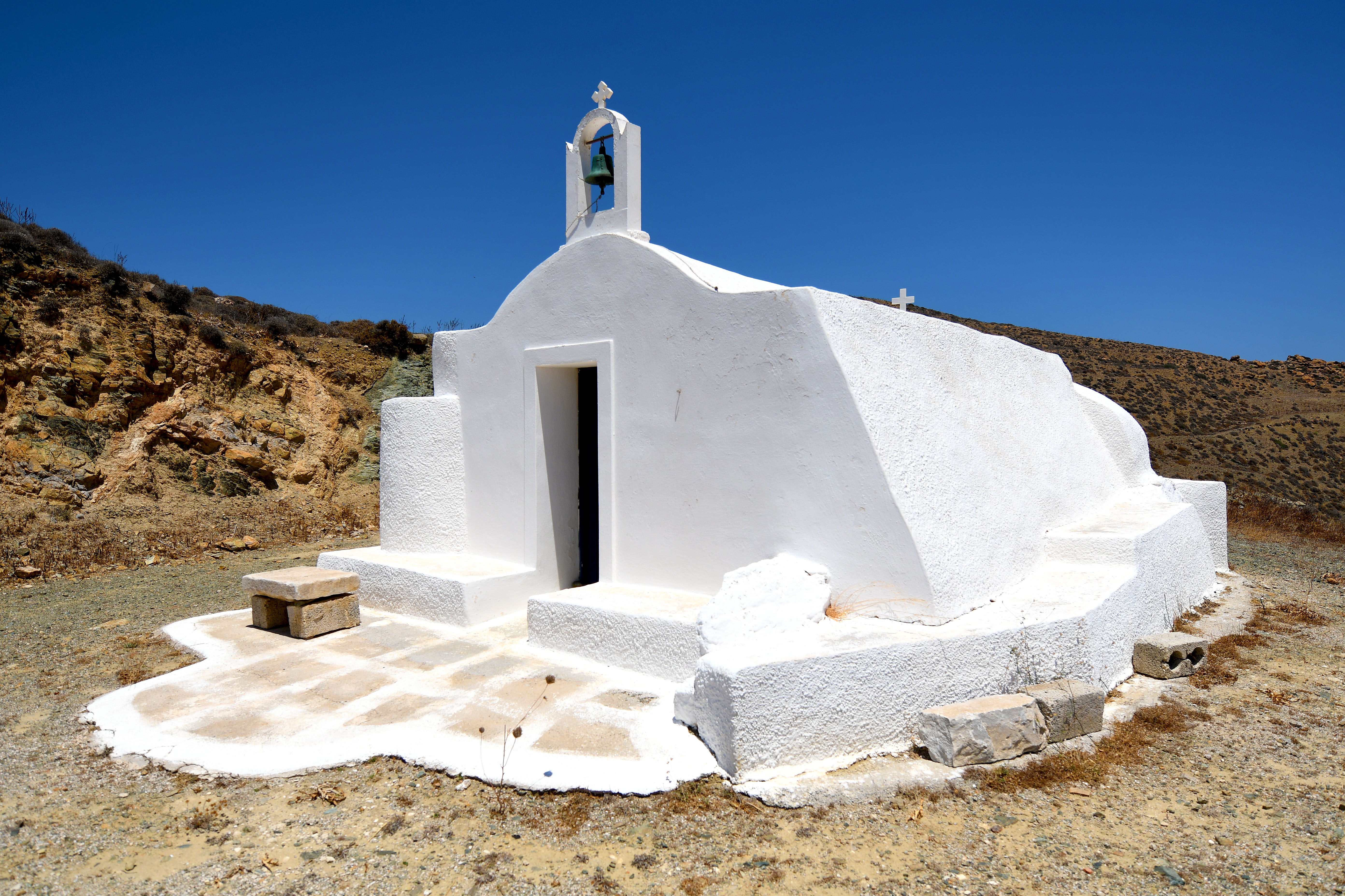 ANJCI ALL OVER | Visiting Anafi A Greek Island Unknown to Many