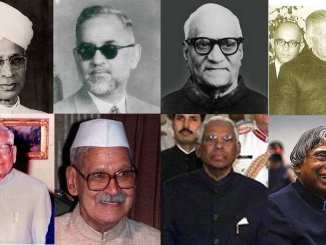 Indian Presidents