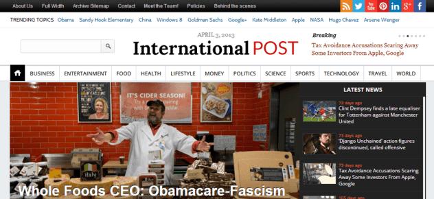 Theme Premium buat blog portal berita bagus