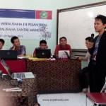 Jadi Pembicara Seminar Internet Marketing Di Pesantren Wirausaha Klaten