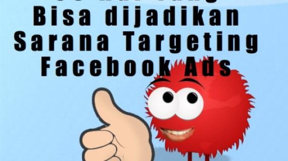 98 Cara Targeting Facebook Ads Iklan Facebook yang Anda Belum Tahu