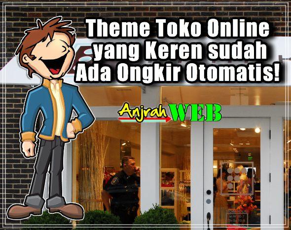 jual theme wordpress toko online responsive untuk market lokal indonesia