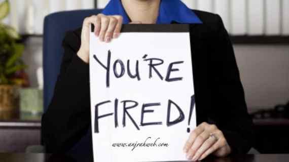 13 Ciri Karyawan Yang Harus Dipecat, Kalau Ada Di Tim Mu, Pecat Segera!