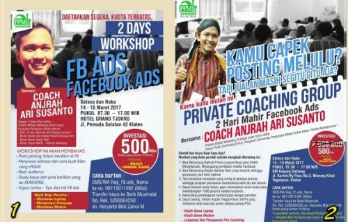 10 Persiapan Untuk Membuat Iklan di Facebook Ads Terpenting