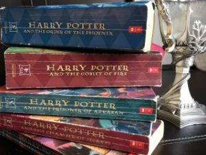 Harry Potter, J K Rowling, Fiction, Fantasy, Paranormal, YA,