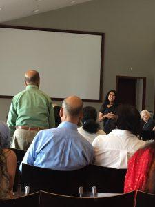 Chitra Divakaruni, Fiction, Author, Emory University