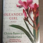 Author, Fiction, Book Chitra Divakaruni, Oleander Girl