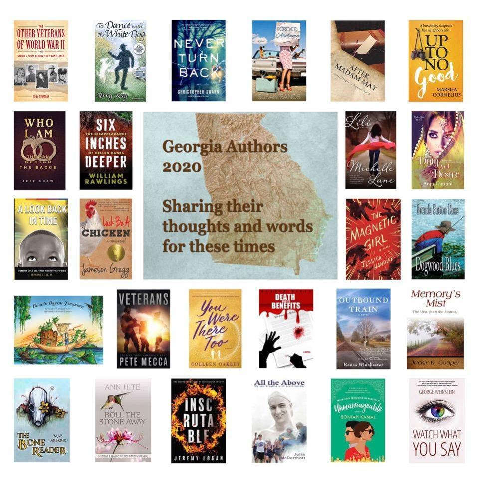 GA Author Books, Anju Gattani, Rona Simmons