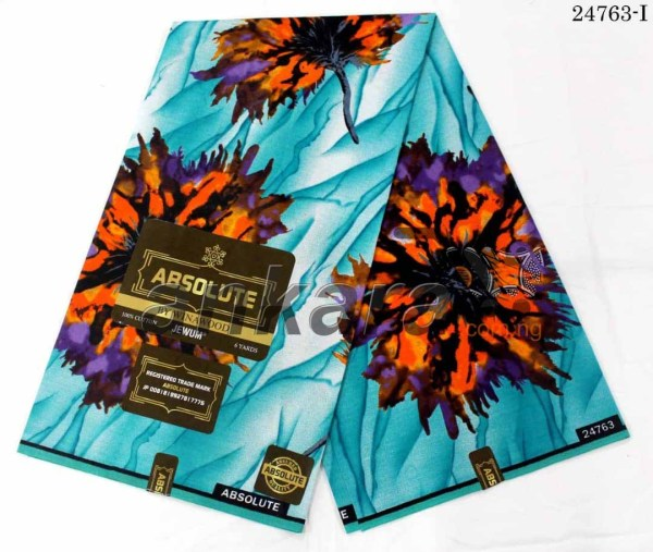 Absolute Ankara Fabric by Winawood