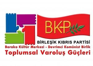 BKP Toplumsal Varolu+ş Logo