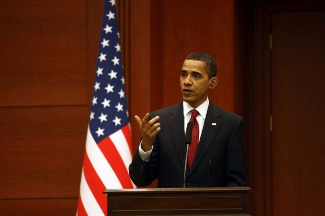 Abdullah Gul - Barack Obama Gorusmesi