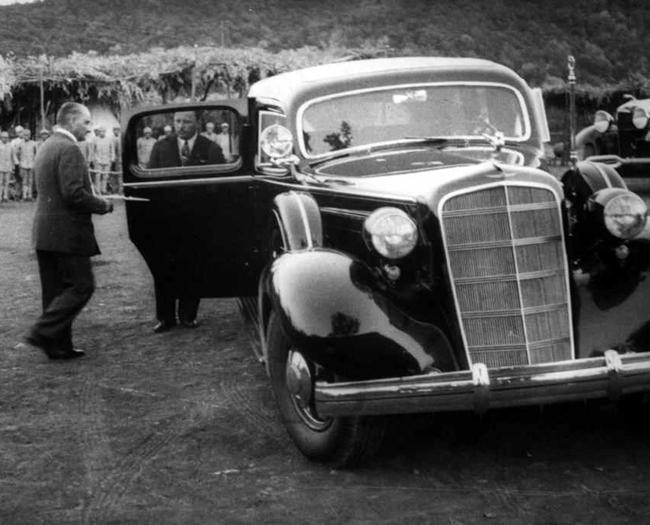 Atatürk Cadillac, Ecevit Tofaş severdi!