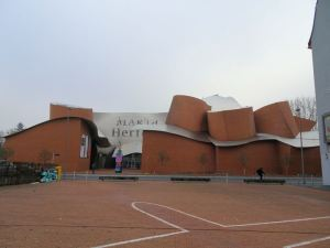 Marta Museum Herford Gehry Architekt